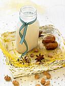 Horchata (Erfrischungsgetränk aus Erdmandeln, Spanien)