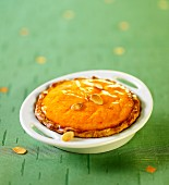 Almond tartlet