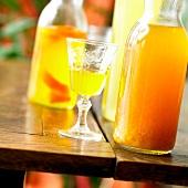 Orange liqueur