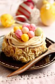 A sweet Easter nest