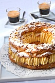 Pineapple Paris-Brest