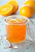 Jar of marmelade