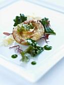 Abalone à la cancalaise
