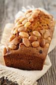 Whole almond cake