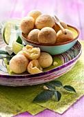 Pão de queijo,small cheese balls