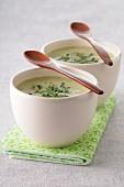 Vichyssoise soup