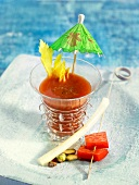Alcohol-free Bloody Mary