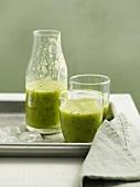 Cucumber smoothie