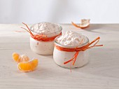 Clementine mousse