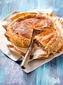Milan-style pie