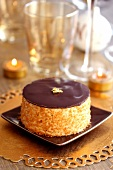 Caramel and chocolate delight