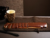 Choco-toffee gourmand bars
