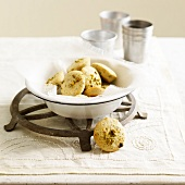 Mini pistachio Financiers