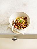 Catalan-style quinoa salad