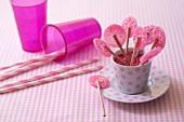Stevia pink pops