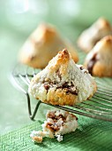 Carambar and coconut Rocher
