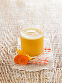 Smoothie orange-carrots