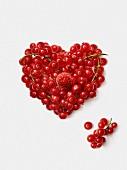Redcurrant heart
