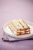 A mille feuille