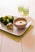 Vegan cashew mayonnaise