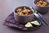 Marrokanische Harira-Suppe