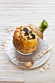 Celeriac and truffle soufflé