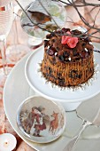 Christmas Pudding, Grossbritannien