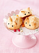 Rabbit brioches