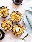 Apple Brown Sugar Tarts