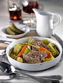 Beef Pot-au-feu