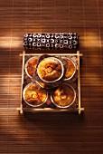 Surimi crab muffins