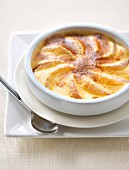 Ginger Grapefruit Gratin