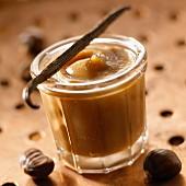 Vanilla-flavored chestnut cream