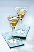 Glasses of Margarita