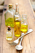 Assortment Of Plant Oils