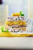 Game And Mirabelle Plum Terrine