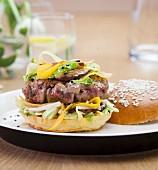 Cep hamburger