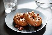 Pecan donuts