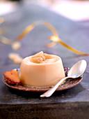 Bonbons des Vosges panna cotta
