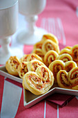 Small Salmon Palmiers