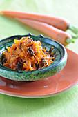 Oriental carrots