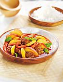 Caribbean Veal Stew