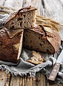 Organic Leaven Bread