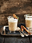 Chestnut cappuccino