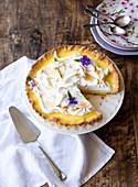Lemon Meringue Pie (Zitronenkuchen mit Baiserhaube)