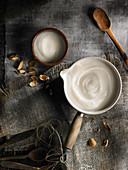 Manjar Blanco (Milchcreme, Lateinamerika)