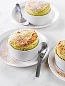 Avocado-Souffles