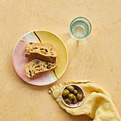 Olive cake