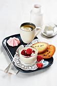 Café Gourmand: Dessert und Gebäck zum Kaffee