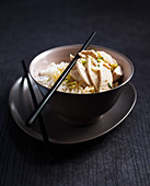 Chicken fillet Shangaï style